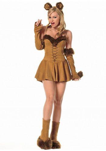 38b0399f8 Wizard of OZ Lion Cutie Ladies Costume - Women's Sexy Cowardly Lion Costumes  @Desirea Brito Proveaux @Monique Otero Martinez