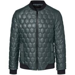 Photo of Hexagon Quilted Jacket