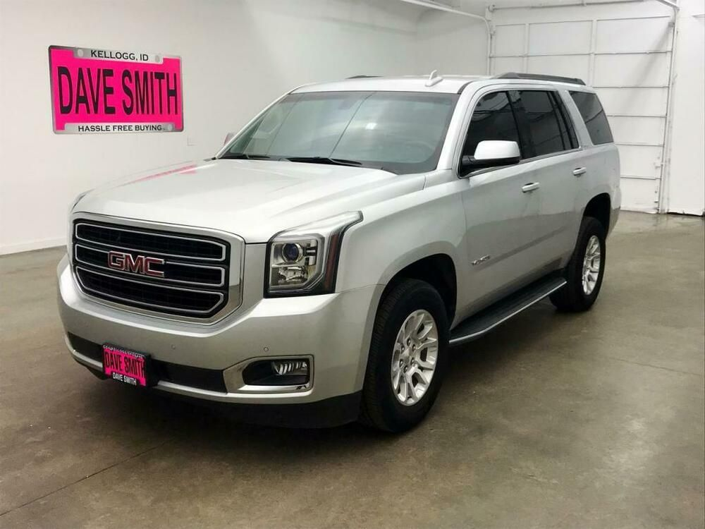 Ebay Advertisement 2016 Gmc Yukon Sle 2016 Gmc Yukon Sle Cars