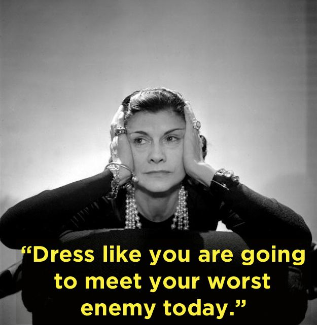 Coco Chanel Famous Quotes: Best 25+ Coco Chanel Quotes Ideas On Pinterest
