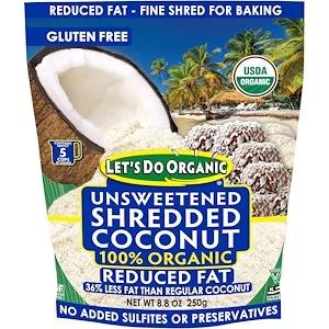 Edward Sons 100 Organicheskij Izmelchennyj Kokos Bez Sahara I S Ponizhennym Soderzhaniem Zhirov 8 8 Uncii 250 G Shredded Coconut Unsweetened Usda Organic