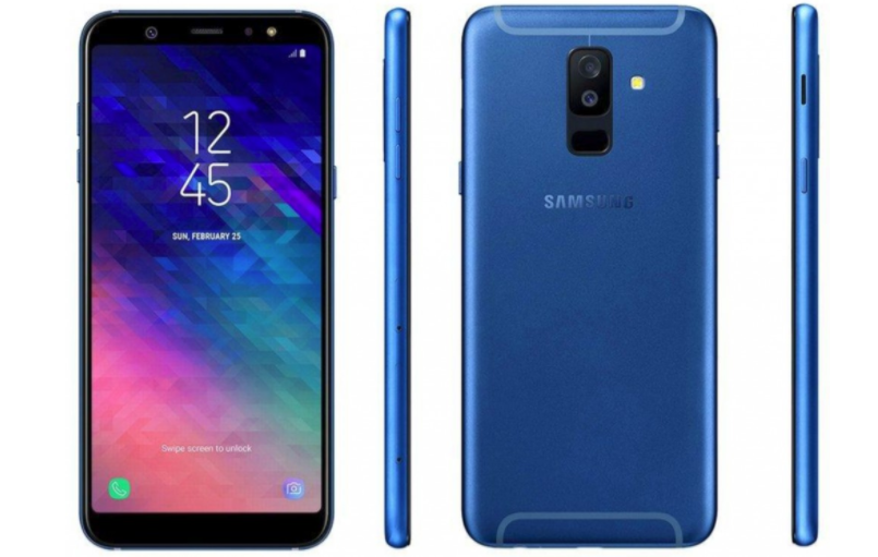 fresh Samsung Galaxy smartphone S9 detect & it probably be