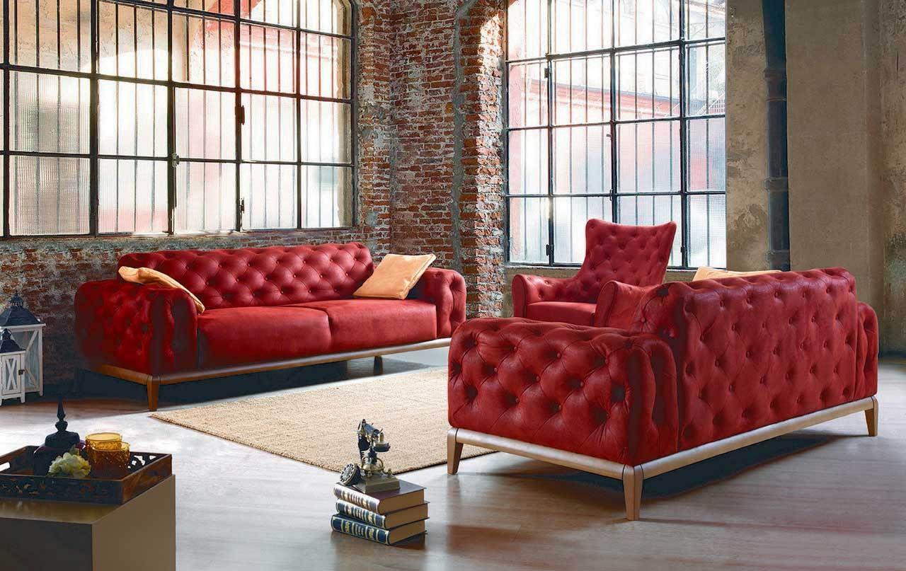 Modern Neoklasik Salon Dekorasyonu Mobilya Yatak Odasi Mobilya Takimlari Oturma Odasi Dekorasyonu