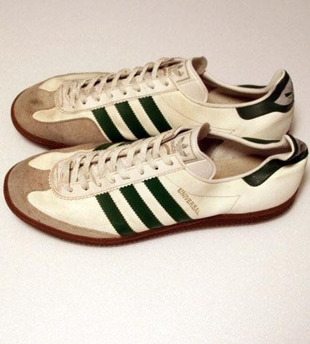 80's vintage Adidas sneaker UNIVERSAL made in west germany