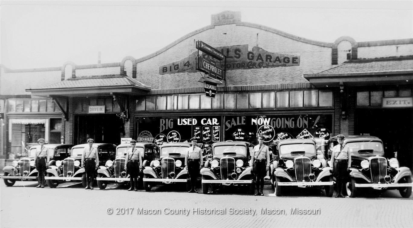 Missouri State Highway Patrol Troop B Takes Delivery Of New 1933
