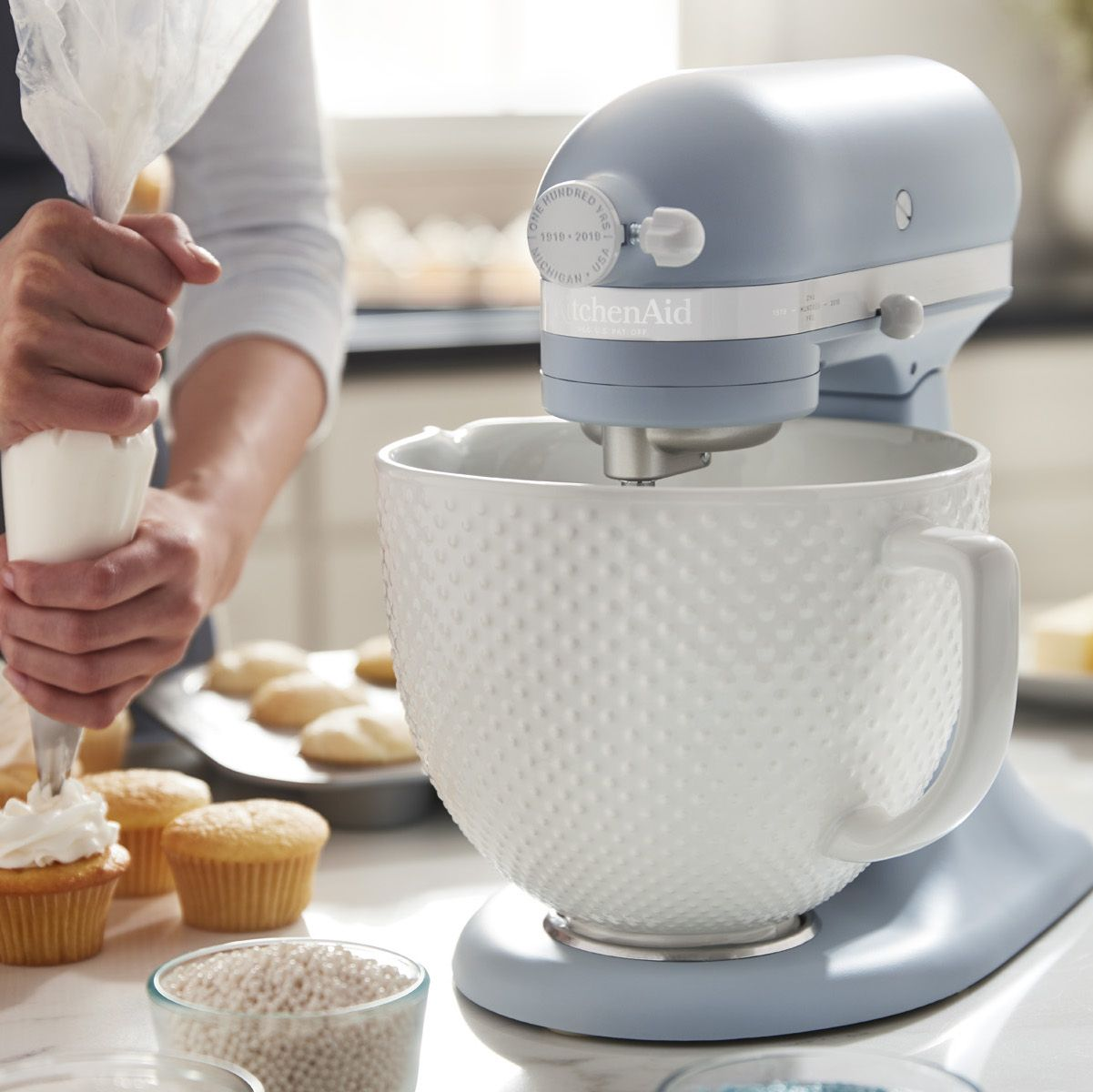 Kitchenaid Just Released A Retro Inspired Mixer Color To