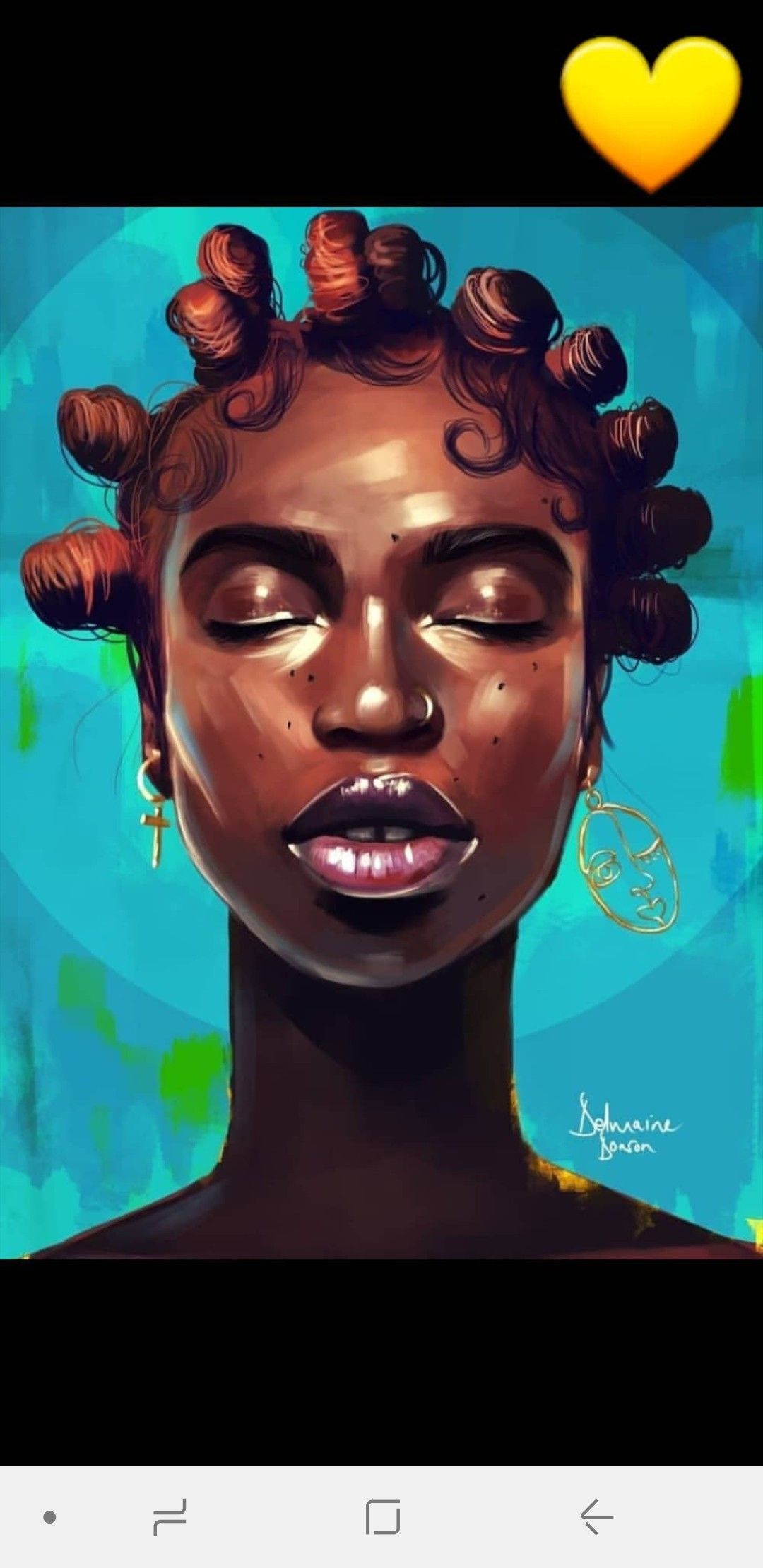 What is this artist's name? Please! Black artwork, Black