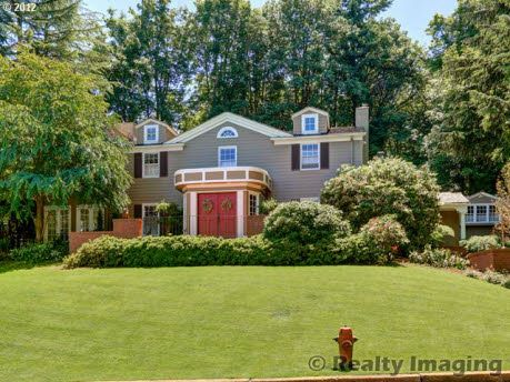 Those doors are great!  #red doors #oregon #realestate