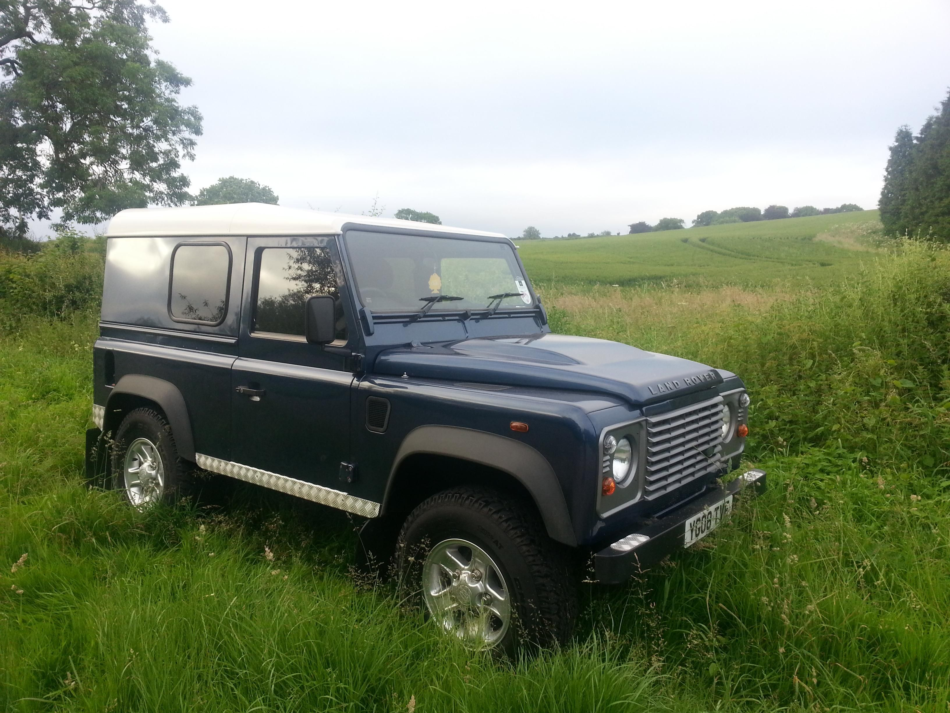 used rover expedition land fully defender landrover wikipedia equipped wiki