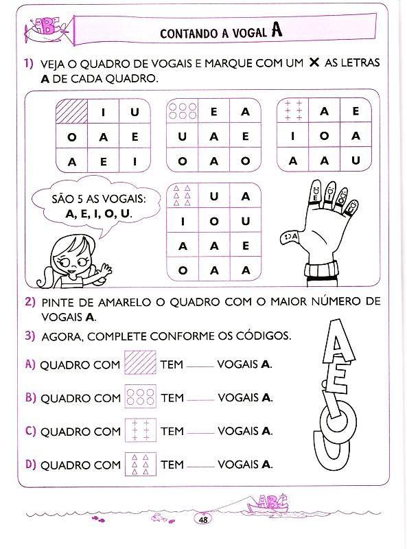 Lingua Portuguesa 5 E 6 Anos 36 Com Imagens Atividades