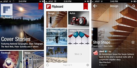 Ten brilliantly-designed mobile applications to add to your inspiration file.