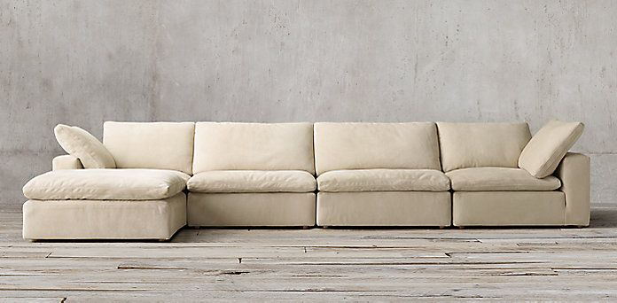 Rh 39 S The Cloud Collection Restoration Hardware Brings In