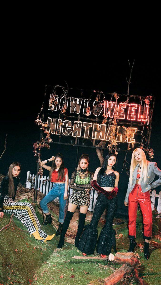 Red Velvet Rbb Wallpaper Lockscreen Fondo De Pantalla Hd Iphone Seulgi Joy Irene Wendy Yeri Red Velvet Velvet Clothes Velvet Wallpaper