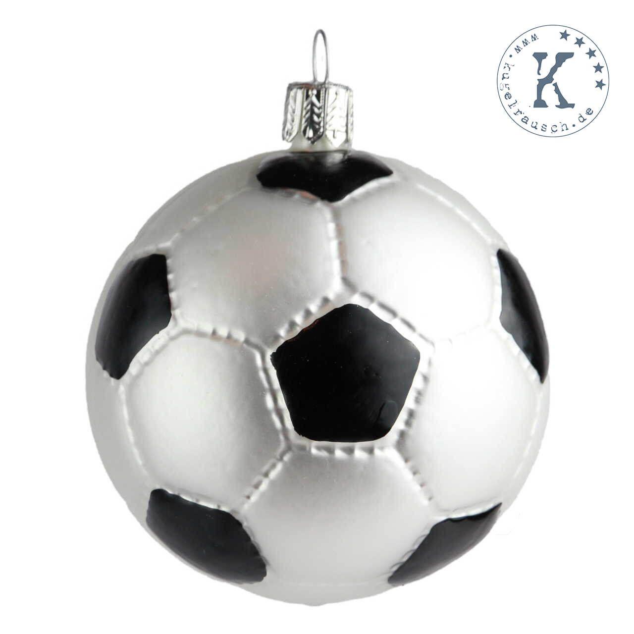 Christbaumkugel Fussball Christbaumkugeln Fussball Und