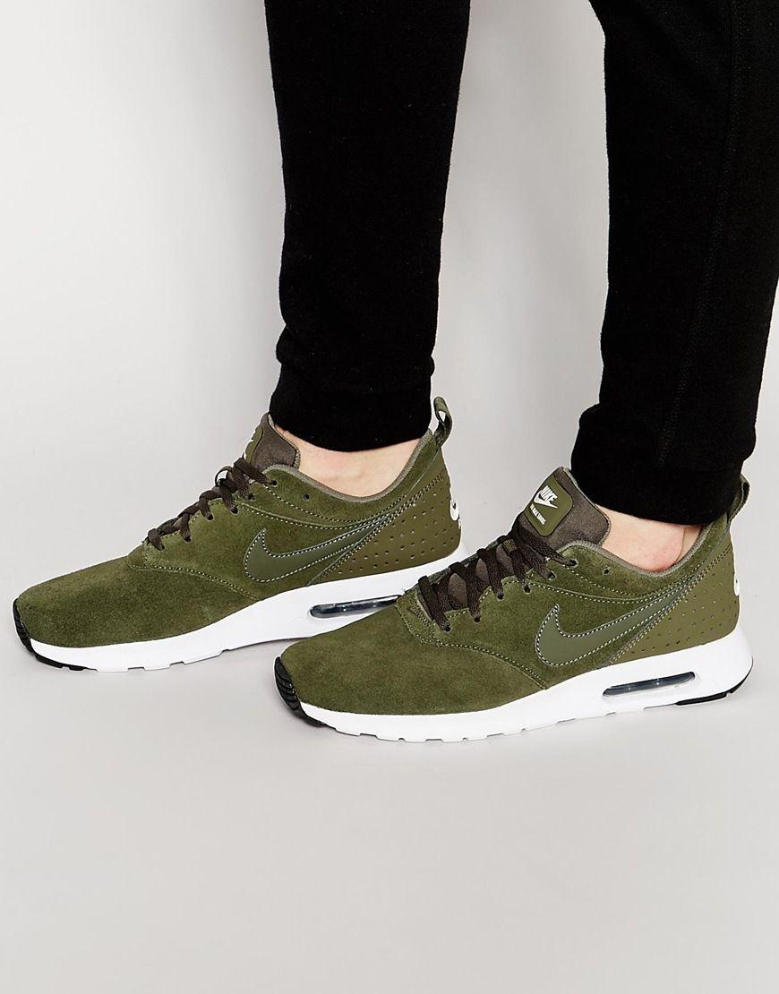 Nike Air Max Tavas Ltr Maroon