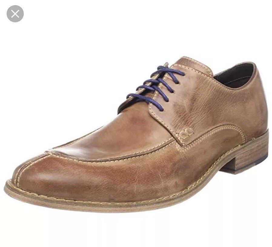 EUC Cole Haan Mens Air Colton Causal Split Toe Light Brown - Size 10   fashion  clothing  shoes  accessories  mensshoes  dressshoes (ebay link) d41a9053602