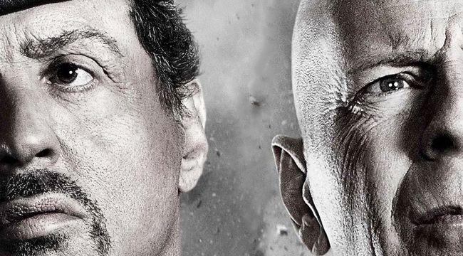 Weshalb Bruce Willis nicht bei THE EXPENDABLES 3 mit dabei sein wird. #TheExpendables #BruceWillis #SylvesterStallone