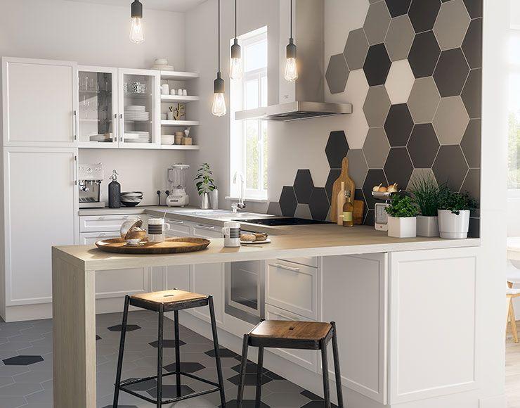 Un Bel Esprit Douverture Beach House Pinterest Bel Esprit - Castorama meuble cuisine pour idees de deco de cuisine