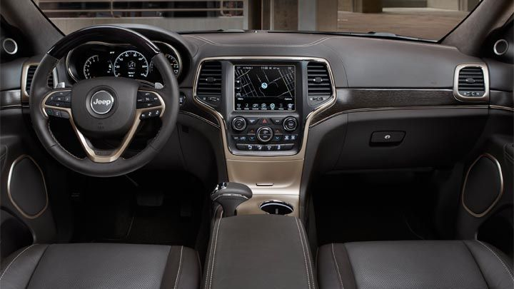 2014 Jeep Grand Cherokee Summit Shown With Natura Plus Leather Trimmed Interior Shown In 2014 Jeep Grand Cherokee Jeep Grand Cherokee 2013 Jeep Grand Cherokee