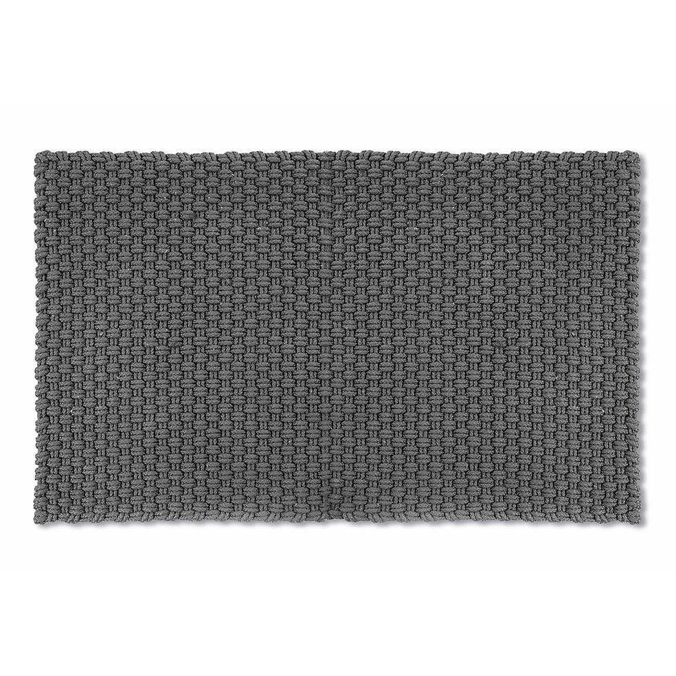 Fußmatten Für Draußen für innen und außen fußmatte aus grob geflochtenen dicken