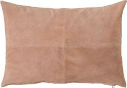 Mocka wide kudde, brun/grå