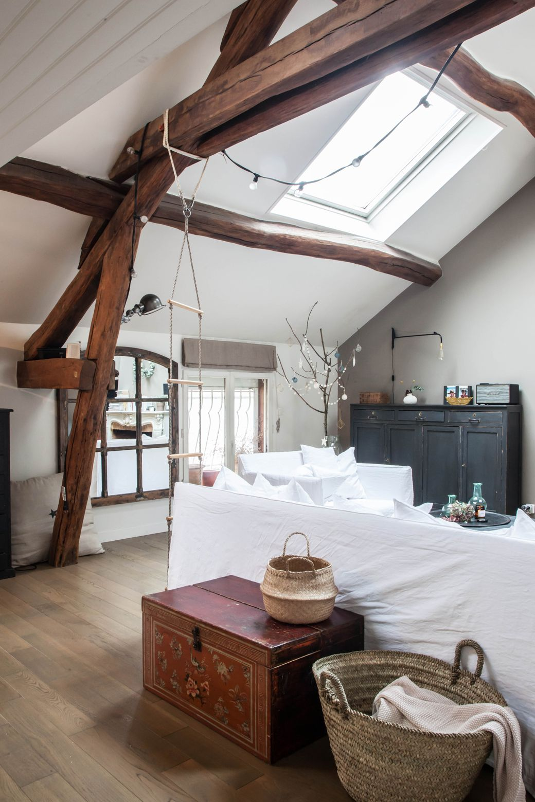 Homes with Heart: Harmony in a Rustic French Home