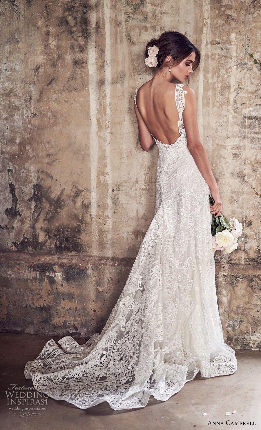 Undergarments for a line wedding dress  Anna Campbell  Wedding Dresses u ucWanderlustud Bridal Collection