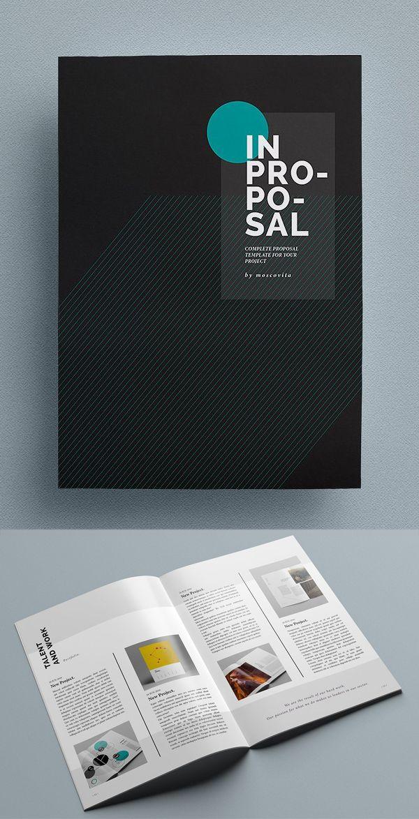 Professional Business Proposal Templates Design - 7