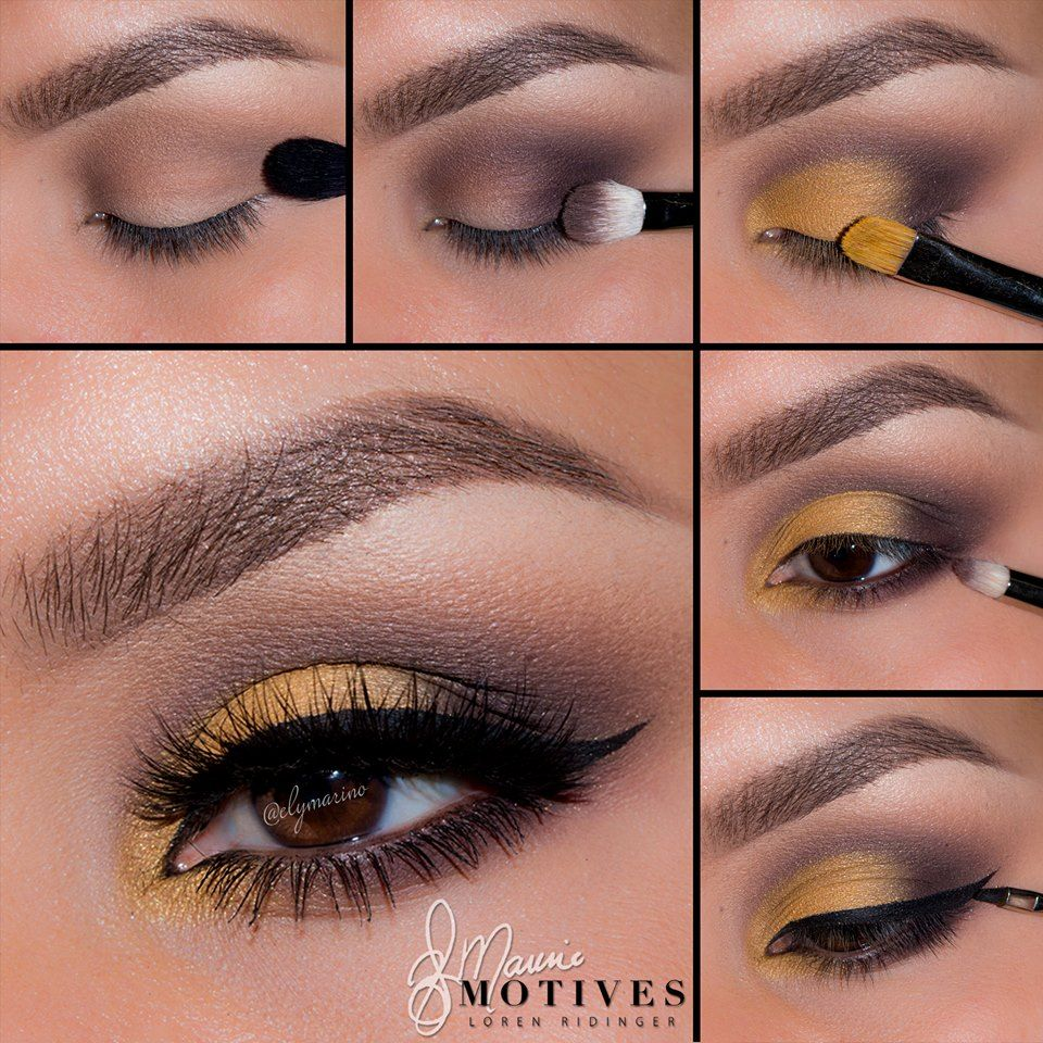 Beautiful Moroccan Spice Look Tutorial Makeup Pinterest