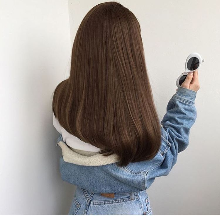 Pin di Liza Gorchakova su Модные волосы | Capelli castani ...