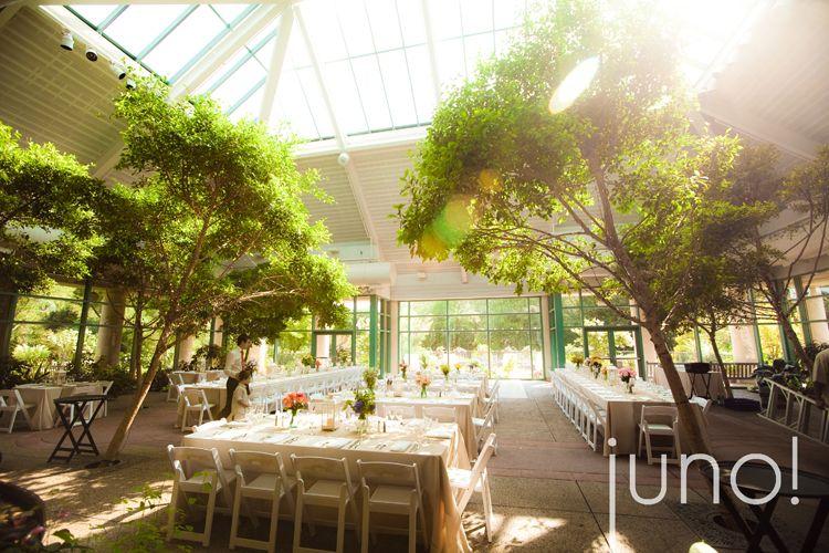 The Atrium At Meadowlark Botanical Gardens Hitched Classic Pinterest Wedding Stuff And