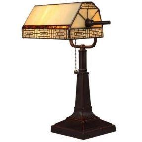 Bilderesultat For Tiffany Bankers Lamp