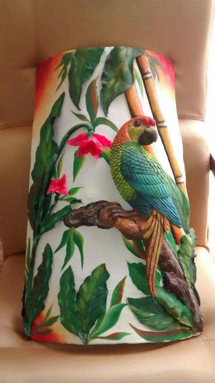 Pin By Snezka On Art Decoracion Pinterest Decoupage Clay Art