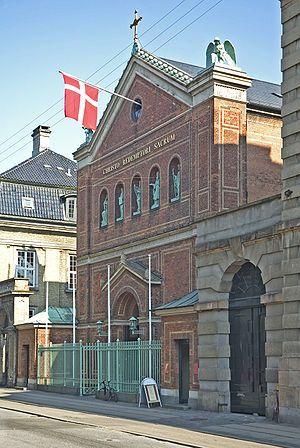 Sankt Ansgars Kirke Kobenhavn I Bispedommet Kobenhavn Kobenhavn Kirke Danmark