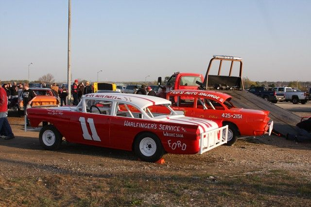 Hales Corners Sppedway Modified Car For Sale