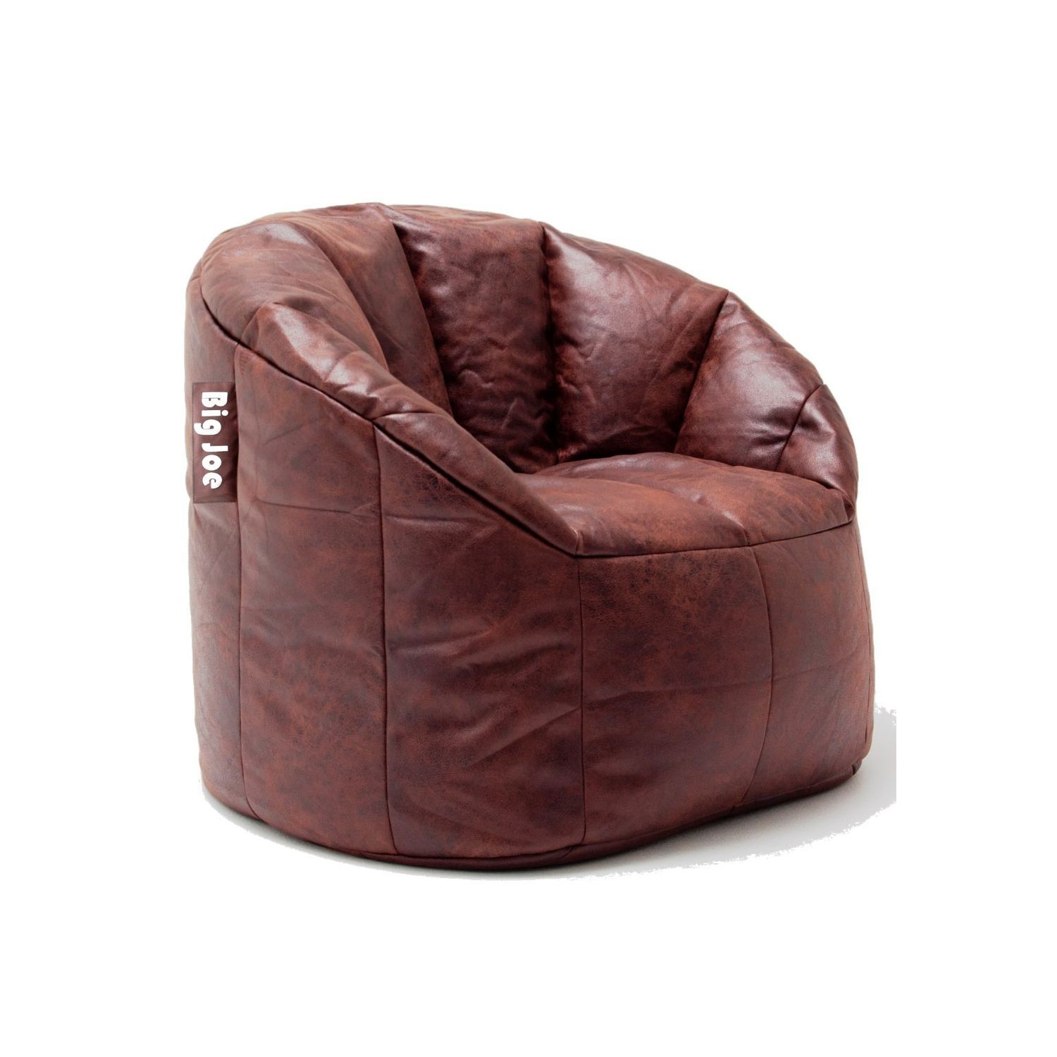 Astounding Big Joe Large Milano Tucson Faux Leather Sams Club Squirreltailoven Fun Painted Chair Ideas Images Squirreltailovenorg