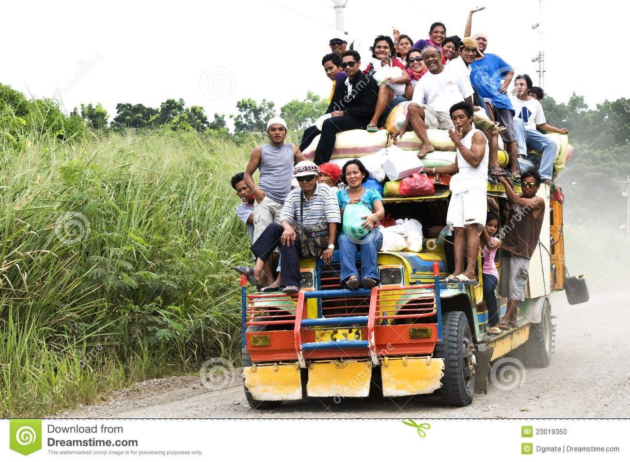 Philippine Jeepney Jeepney Philippines Philippine