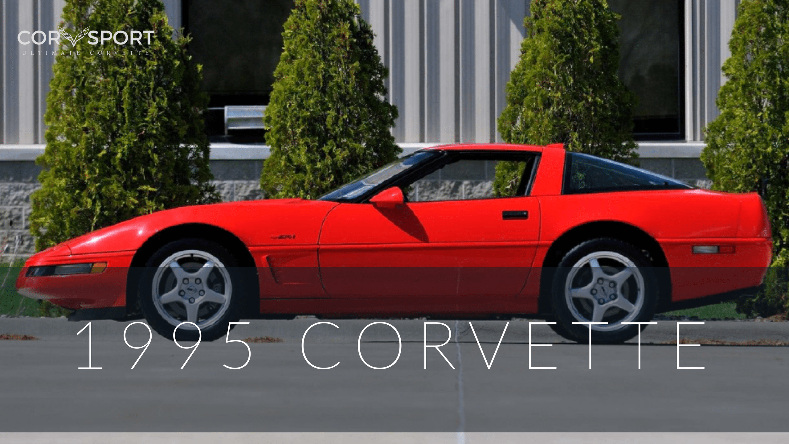 1995 C4 Chevrolet Corvette Specifications Vin Options Chevrolet Corvette Corvette Chevrolet Corvette C4