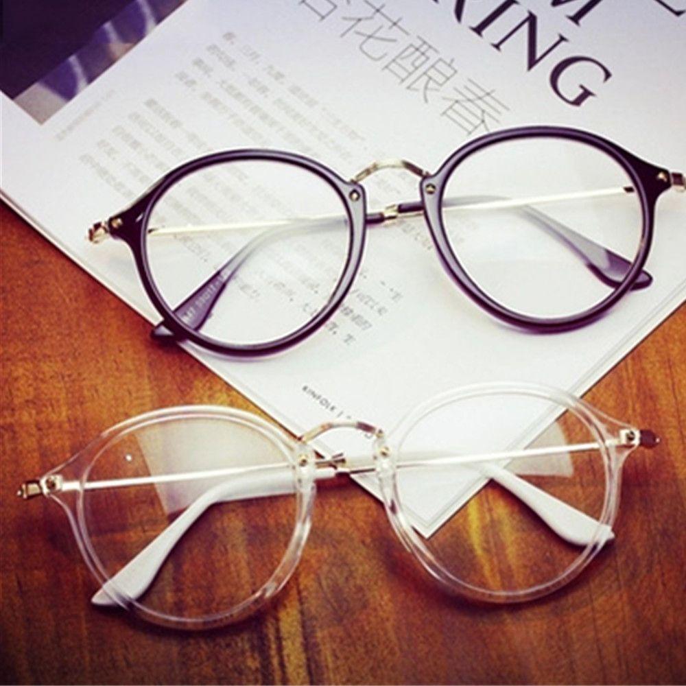 Kottdo retro gafas marco óptico de las mujeres para las mujeres ...