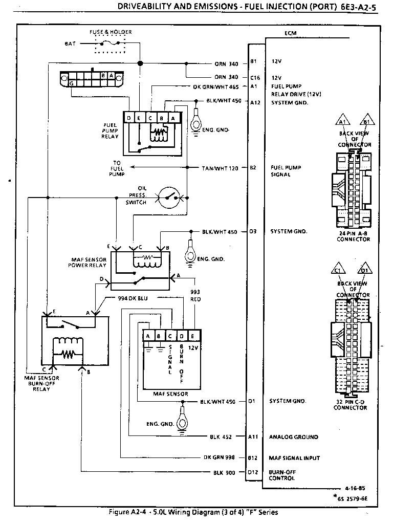 86 165v8tpi 4 For Tpi Wiring Harness Diagram In 2020 Diagram Diagram Design Sensor