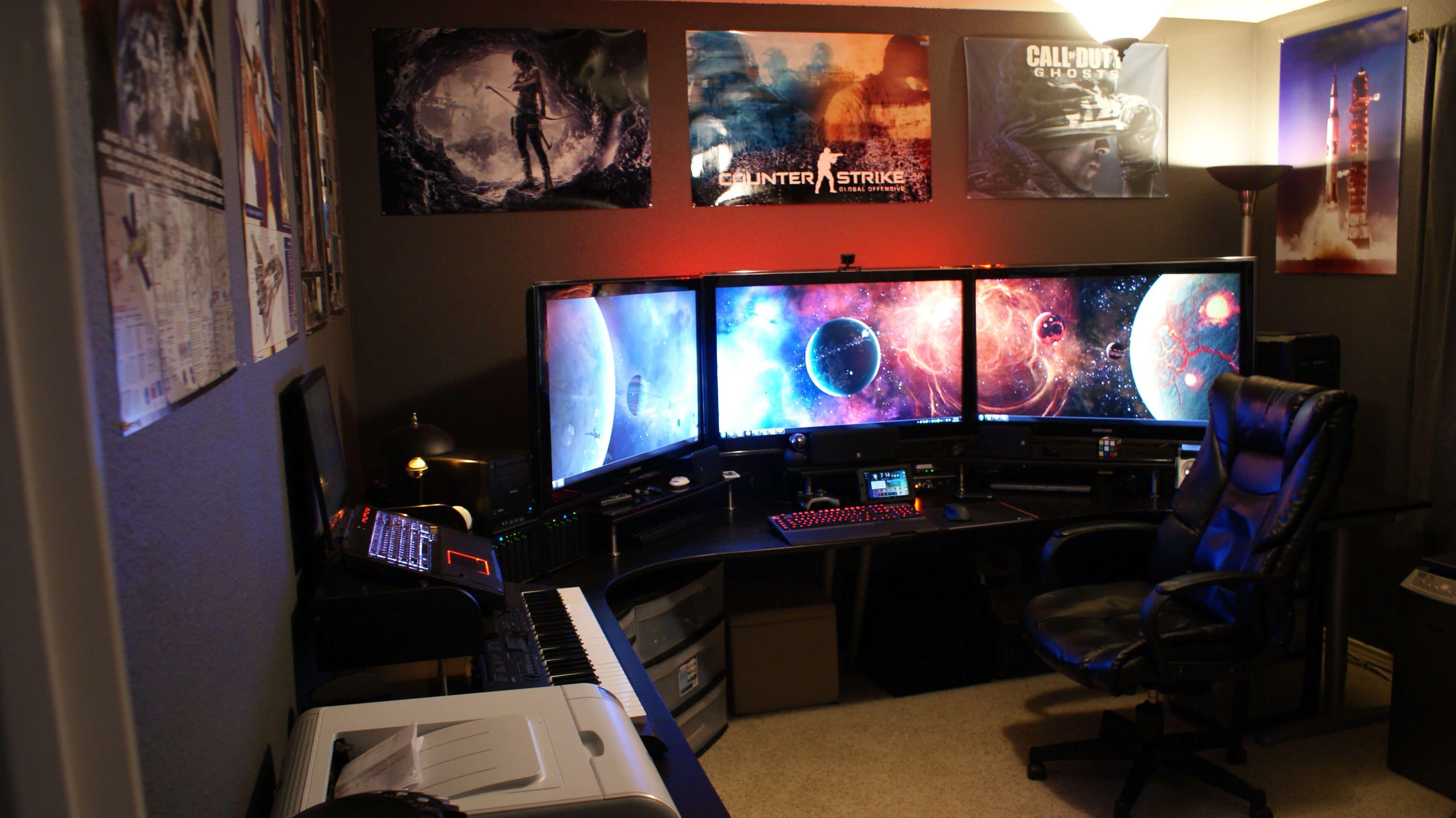 50 Best Setup Of Video Game Room Ideas A Gamer S Guide Kiến Trúc Chơi Game Phòng Chơi