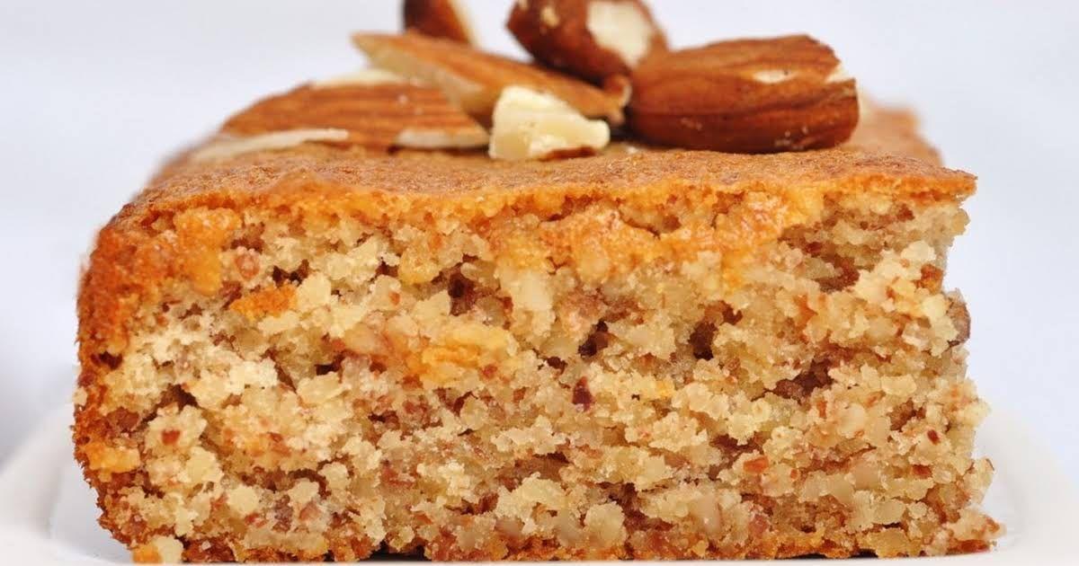 Flourless almond honey cake recipe yummly almond flour