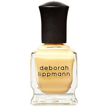 Spring Beauty Trends: Build Me Up Buttercup by Deborah Lippmann