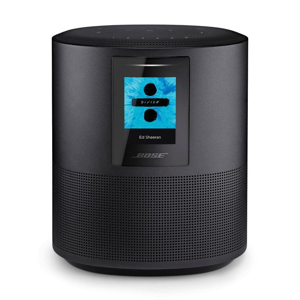 Bose Home Speaker 500 Black Alexa voice