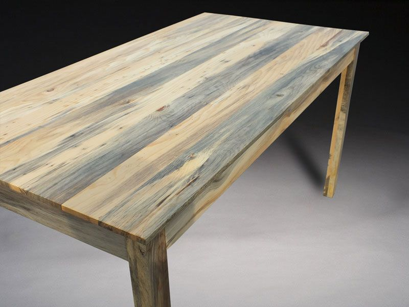 beetle kill pine dining table - Pine Dining Table