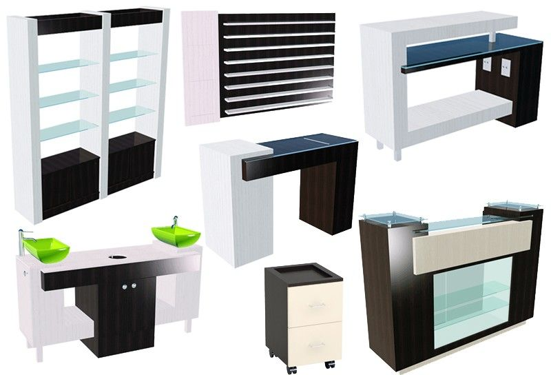 Nail Salon Furniture Packages