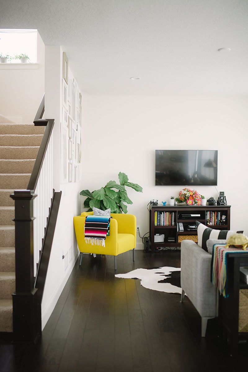 Athena Pelton\'s Minneapolis Home Tour | Pinterest | Modern living ...