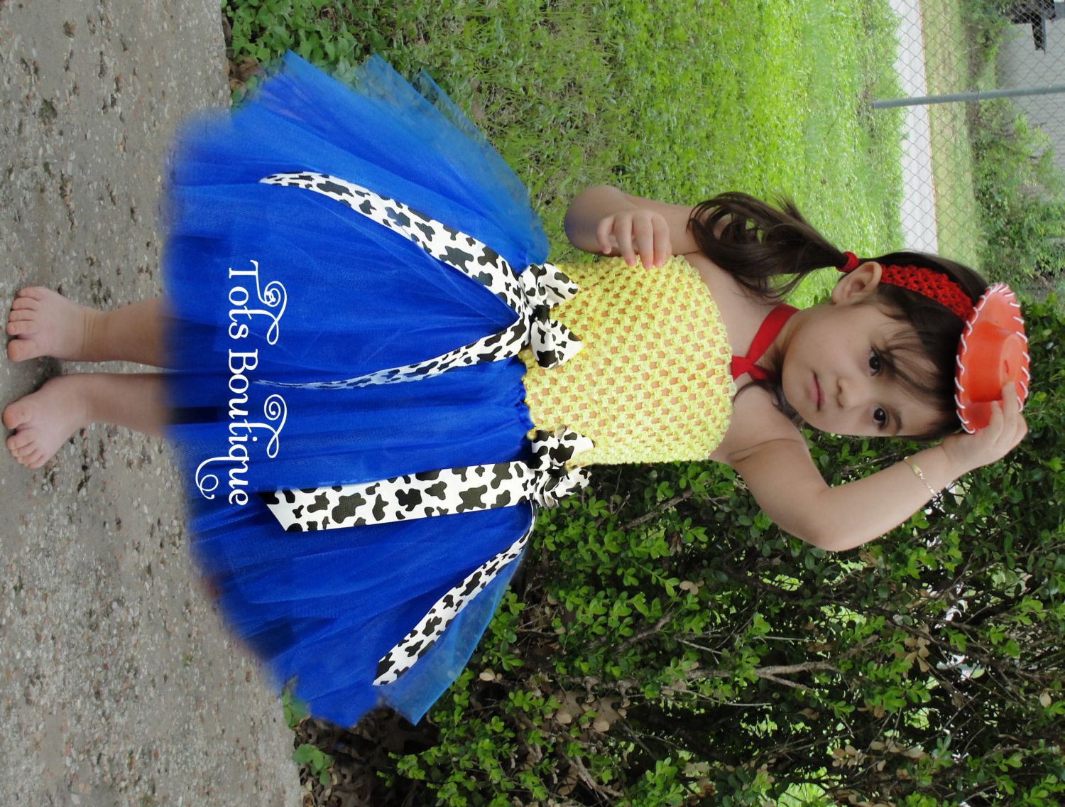 Cowgirl Tutu Dress Inspired Infant by TotsBoutique on Etsy, $35.00