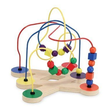 Bead Maze in Good Condition - Evan loves these