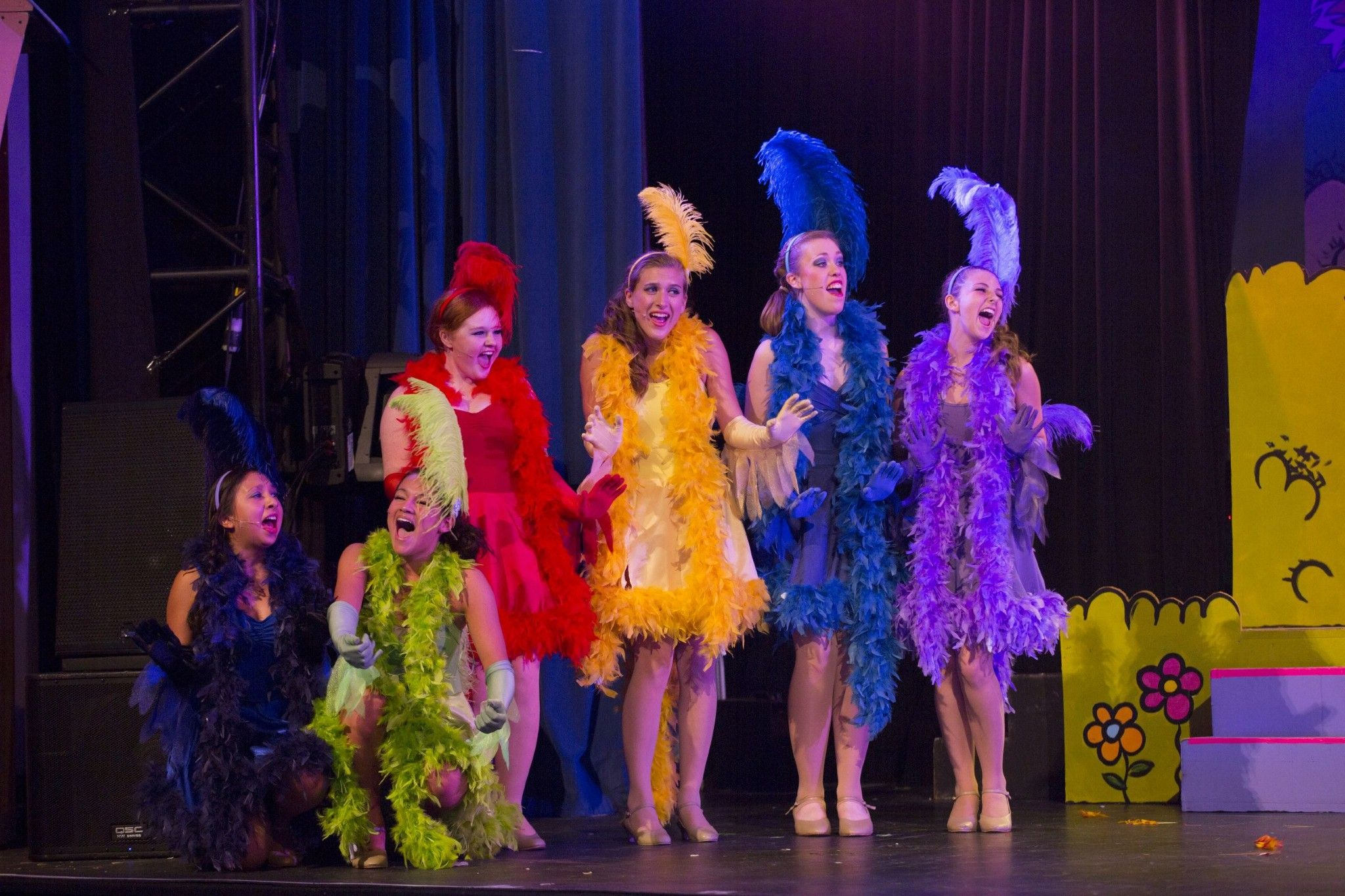 Pin by k pittman on Suessical in 2020 Seussical costumes